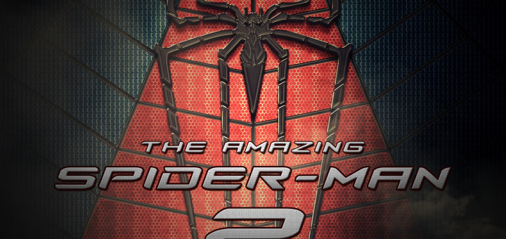 spider man text effect in photoshop
