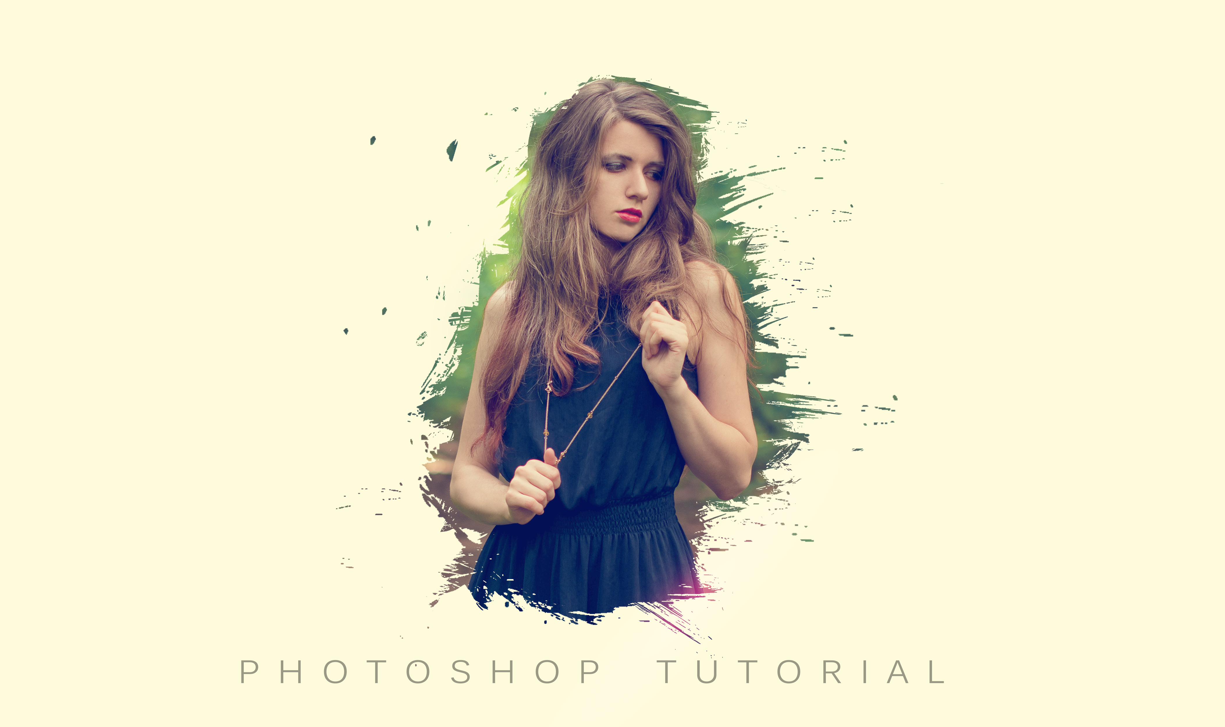 Cool abstract effect photoshop cs6 tutorial tutorials junction baditri Image collections