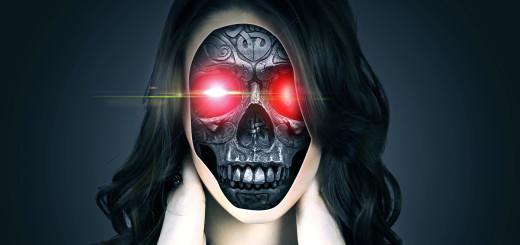 Cyborg girl YT thumbnail2