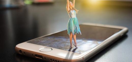 3d dancer