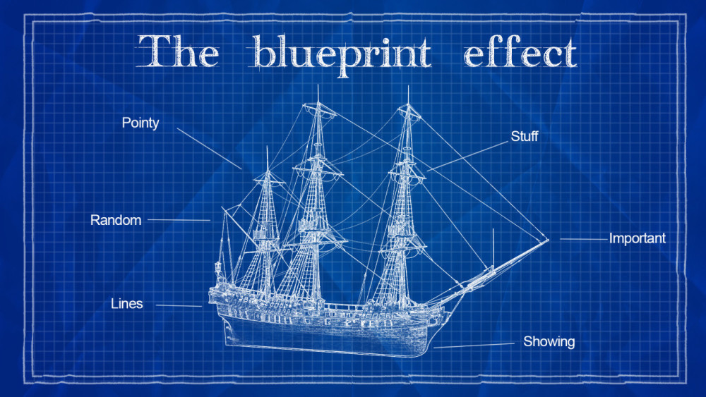 Photoshop photo effects tutorials junction how to create blueprint effect in photoshop malvernweather Image collections