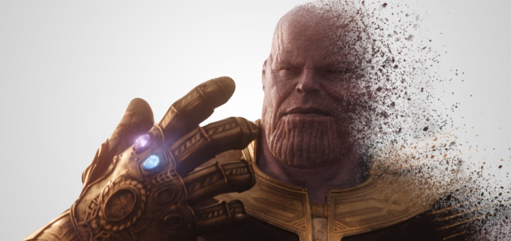 How to Create DUST EFFECT From INFINITY WAR- Photoshop
